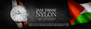 Jam tawaf nylon al-isra