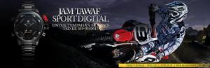 Jam Tawaf Sport Digital al-isra